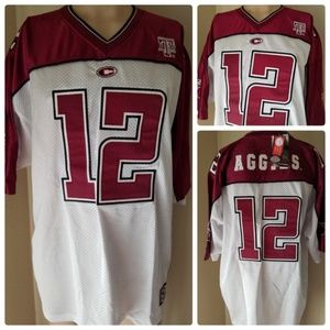 Other - Texas A&M Aggies Team Jersey #12 NWT NCAA Football